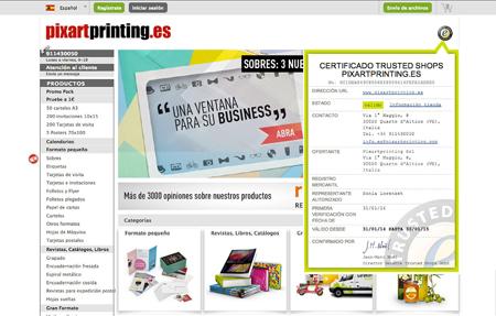 Consigue el sello europeo de calidad para las tiendas virtuales industria gr fica - Oficina virtual industria ...