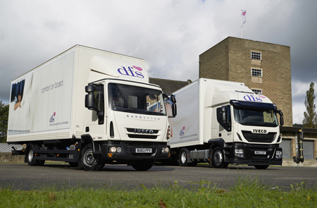 Iveco Supports The Expansion Of The British Group Of