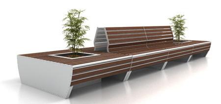 Mobiliario urbano para el espacio p blico reconquistado for Mobiliario espacio publico