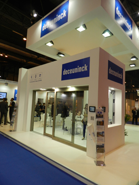 Deceuninck Shows In Veteco 2014 His Commitment With The