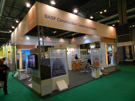 BASF Presented in SCS 2014 a revestimiento of high provision