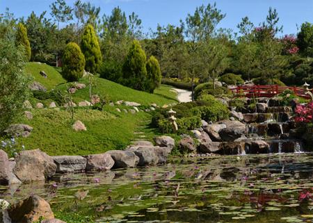 M xico inaugura el jard n m s grande del mundo jardiner a for Jardin estilo japones