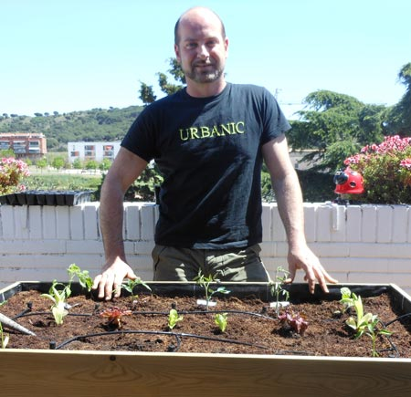 Entrevista A Sergi Soler Gerente De Urbanic Gardening