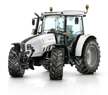 Lamborghini Strike Y Spire Una Gama Media Con Caracter Agricultura