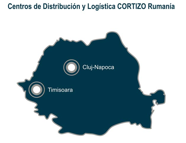 cortizo rumania