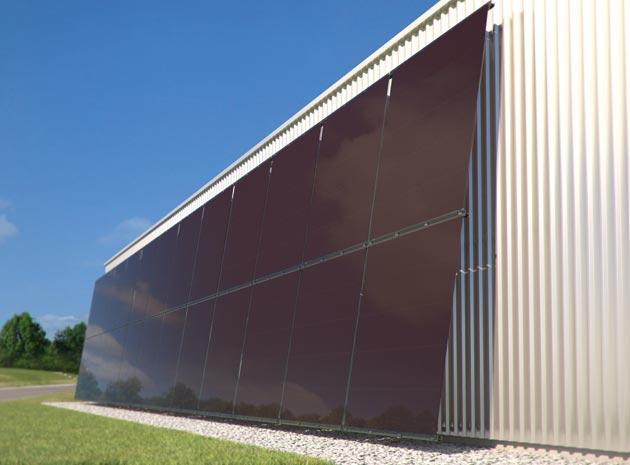 montaje fachada schuco