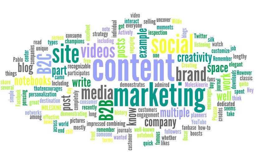 Marketing. Imagen de http://postandbeam.is/