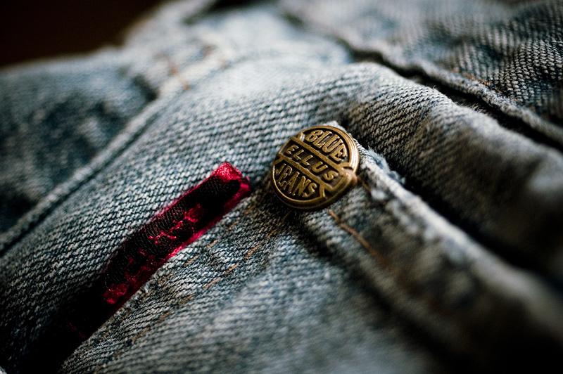 Jeans con remache. Imagen de Wikipedia