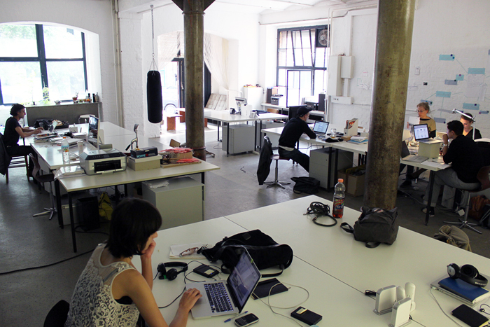Oficina wall-free. Imagen de wikipedia