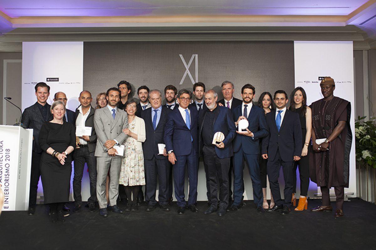 Anunciados los ganadores de los XI Premios de Arquitectura e Interiorismo del Grupo Porcelanosa