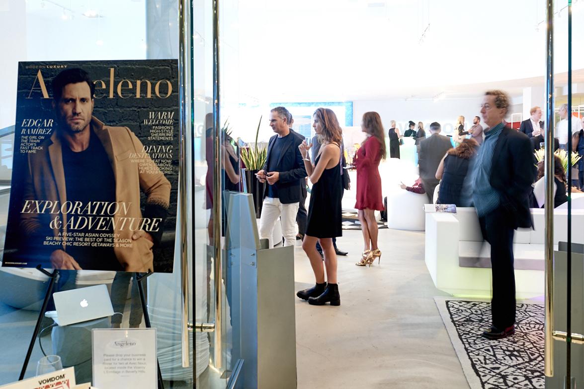 Dillon Padgette, Vondom, Outdoor Furniture, Interior Design, Los Angeles, California, Spain, West Hollywood, Pacific Design Center