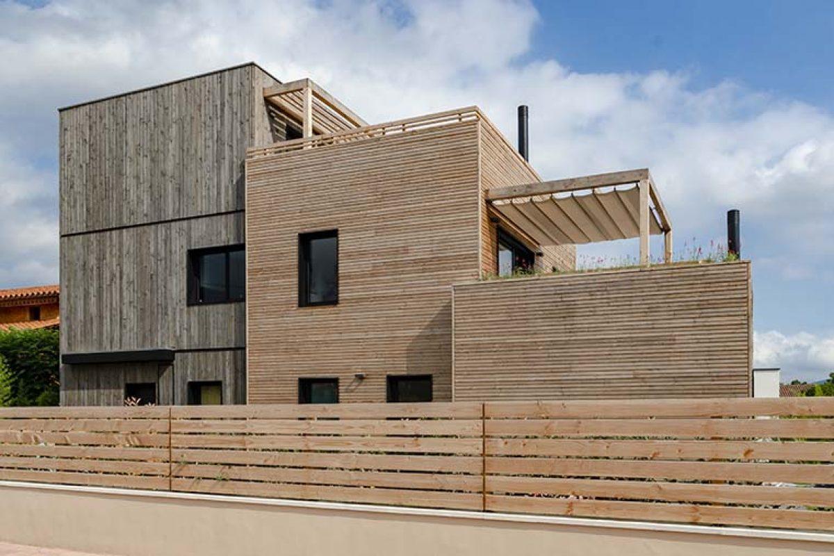 Una nueva casa pasiva de Arquima diseñada por el estudio barcelonés 4A+A Arquitectura Ambiental
