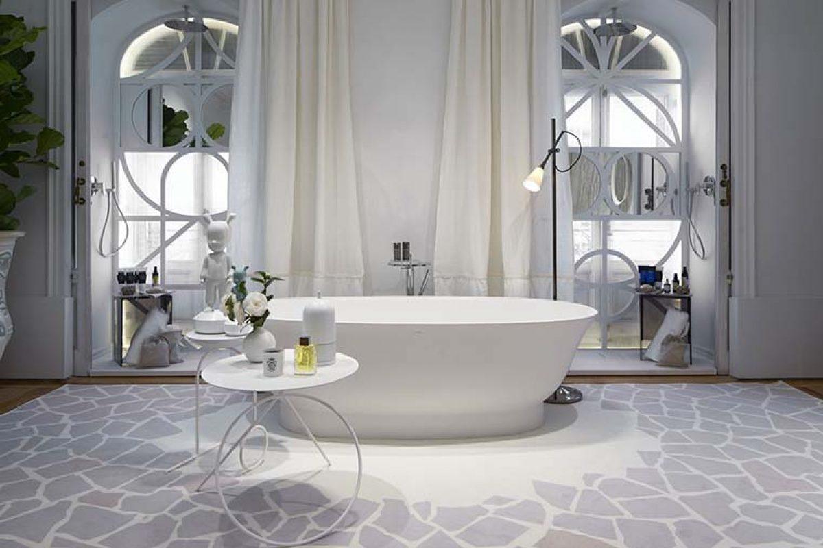 Agua, el espacio de Laufen en Casa Decor 2020 diseñado por SINMAS