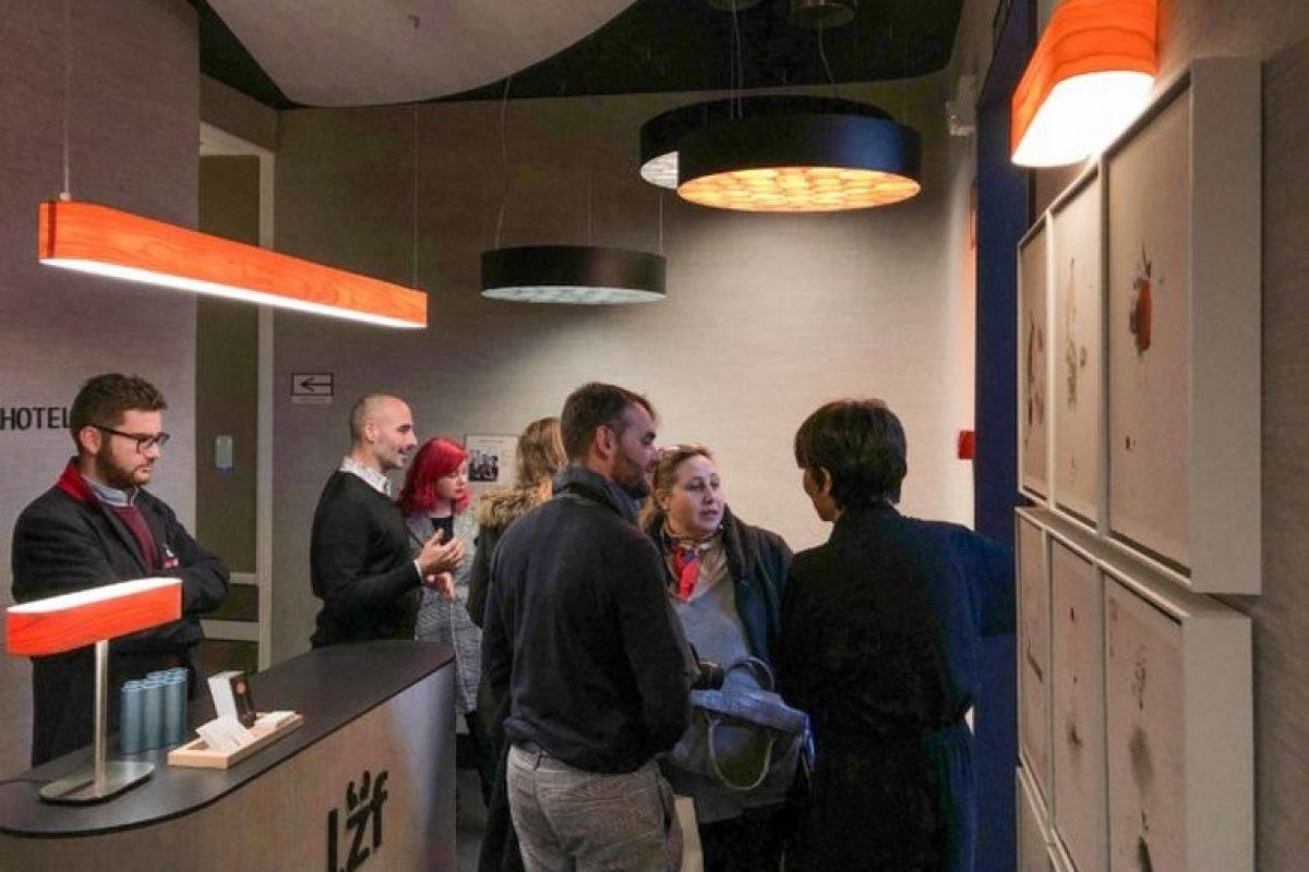Heaven's Door Hotel: LZF Lamps y Mónica Garrido presentan su proyecto de «lobby» de hotel en Casa Decor Madrid 2018