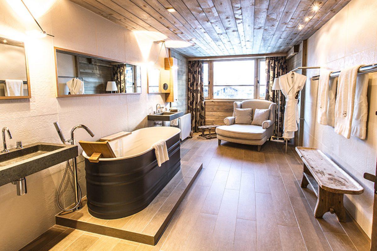 Casos Prácticos: Los radiadores de diseño de Tubes hacen aún más acogedor los hoteles Le Blizzard y La Mourra en Val d'Isère