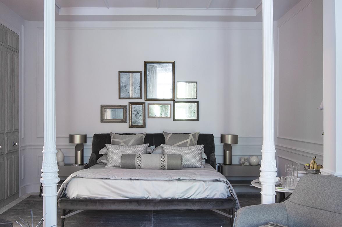 El espacio natuzzi en casa decor madrid 2017 suite con - As interiorista ...