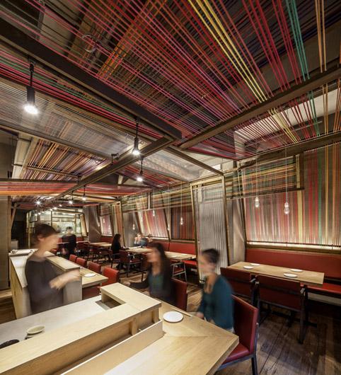 Restaurant & Bar Design Awards 13/14 Shortlist Announced