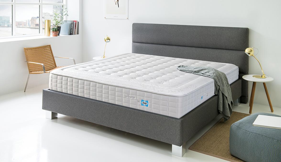 Sealy lanza cinco nuevos modelos de colchón en España