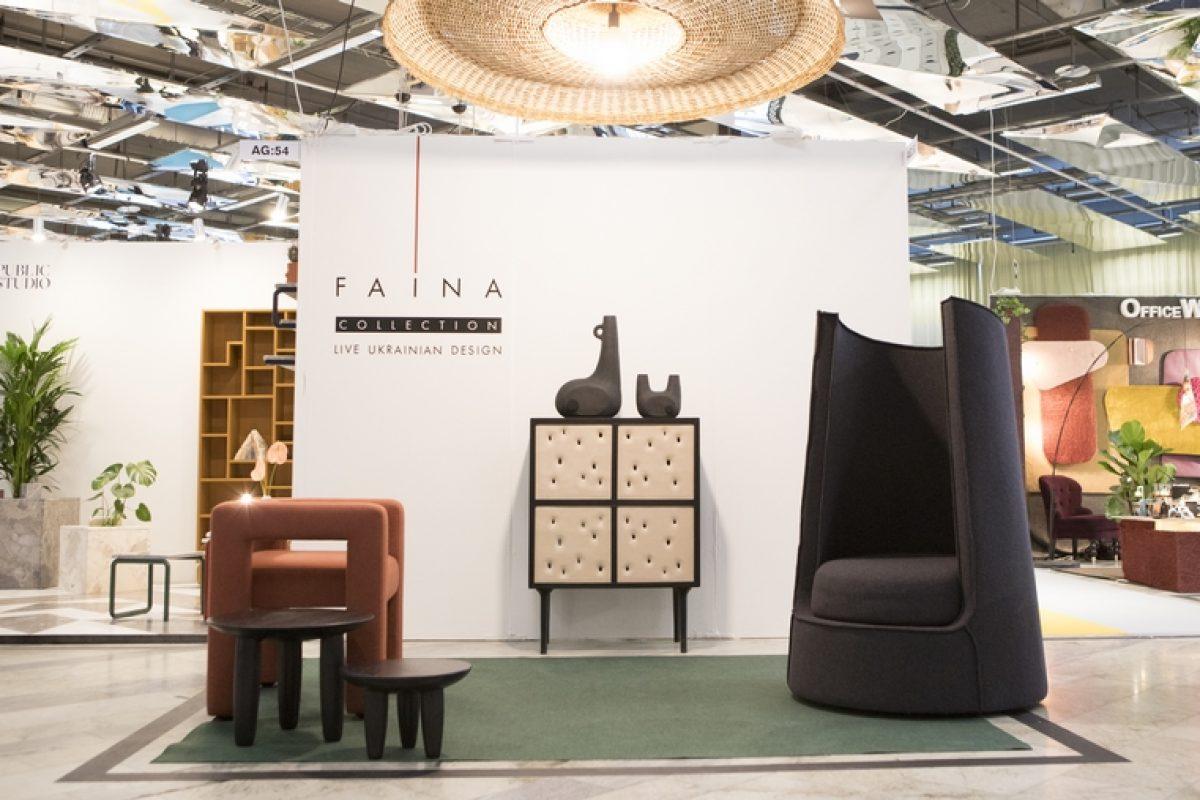 La nueva colección FAINA de Yakusha Design Studio en la Stockholm Furniture & Light Fair: Minimalismo étnico, simplicidad y modernidad