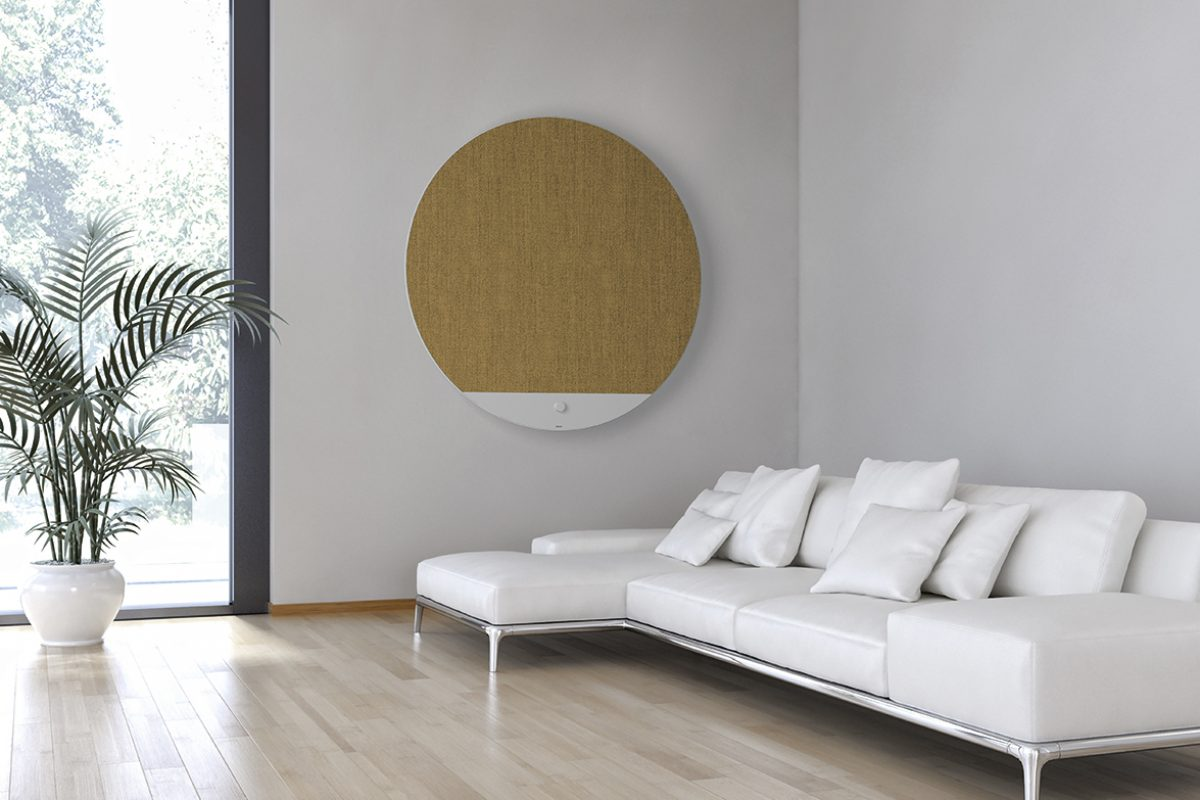 Orinomo de Marco Taietta para Irsap. Un nuevo concepto de radiador decorativo