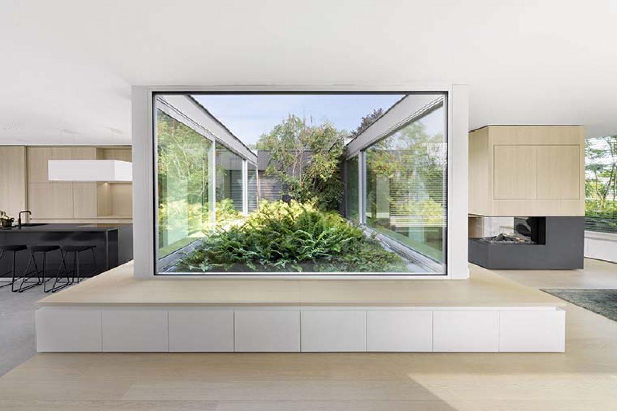 Arquitectura e interiorismo en completa sinergia en esta villa diseñada por Bedaux de Brouwer & i29