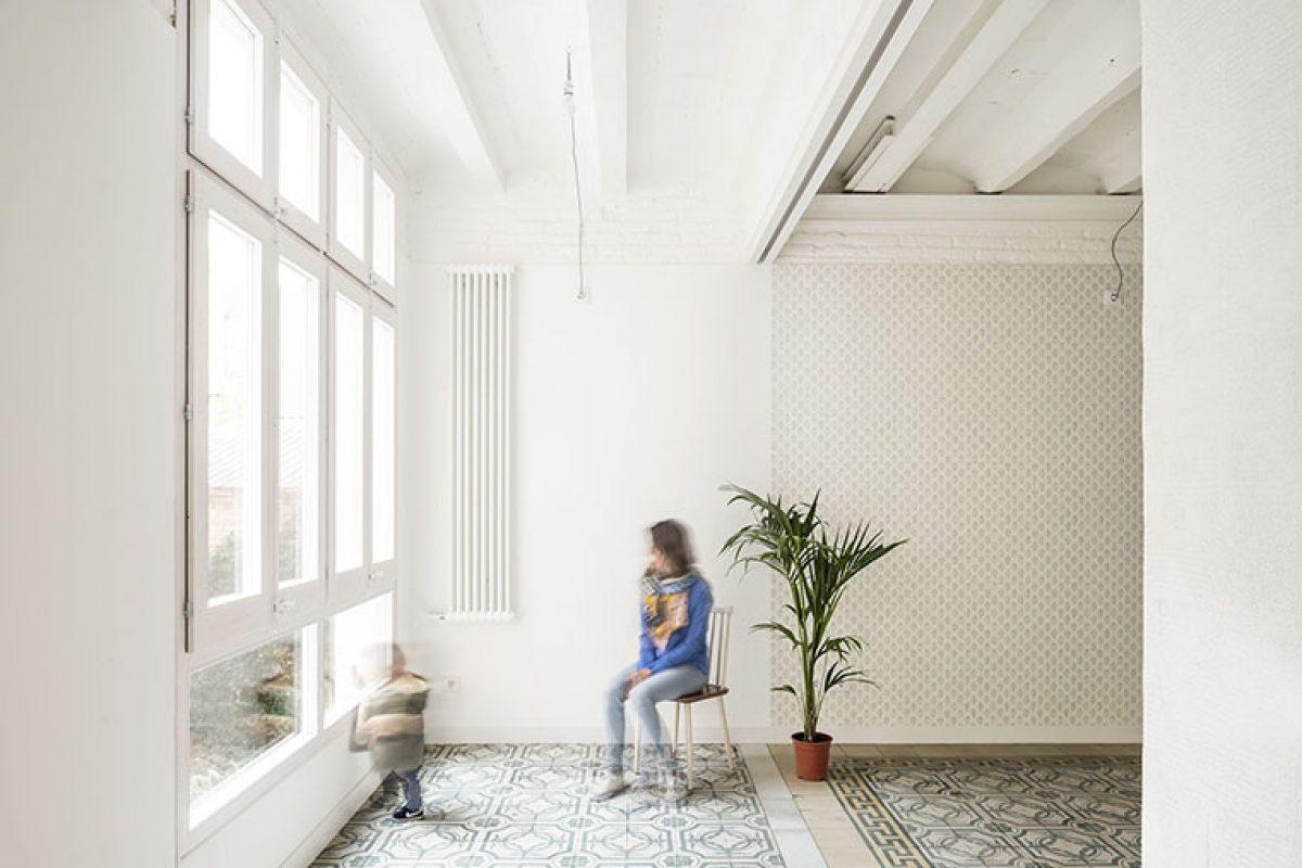 """El proyecto Vallirana 47 de Vora, premio Frame 2020 al """"mejor apartamento pequeño del año"""""""