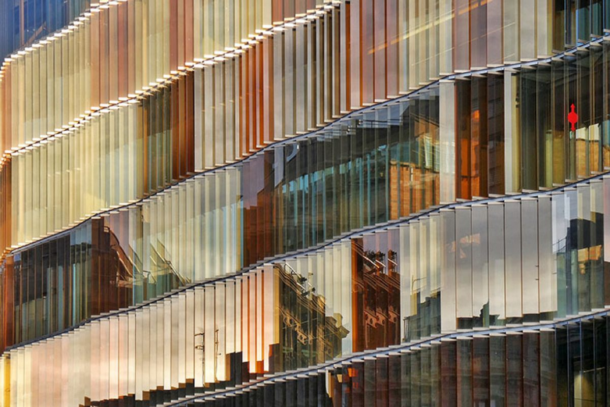Casos de Estudio: Wicona en la nueva fachada de la Escuela de Alta Dirección y Administración de Barcelona