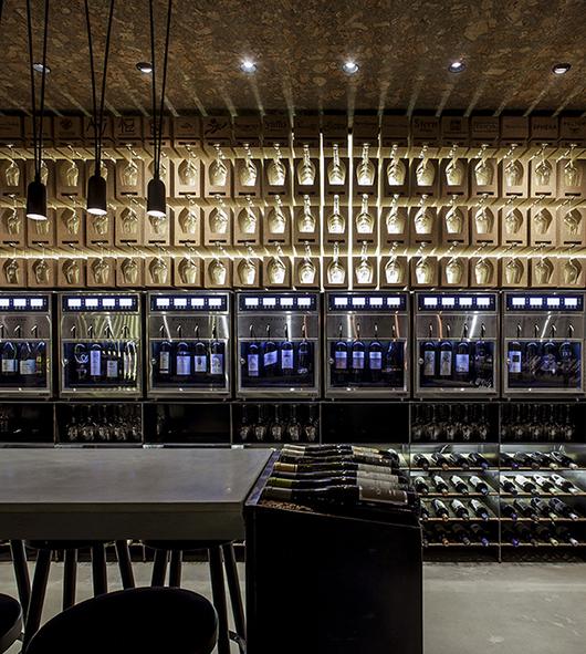 Announced winners of the restaurant bar design awards for Best bar designs in the world