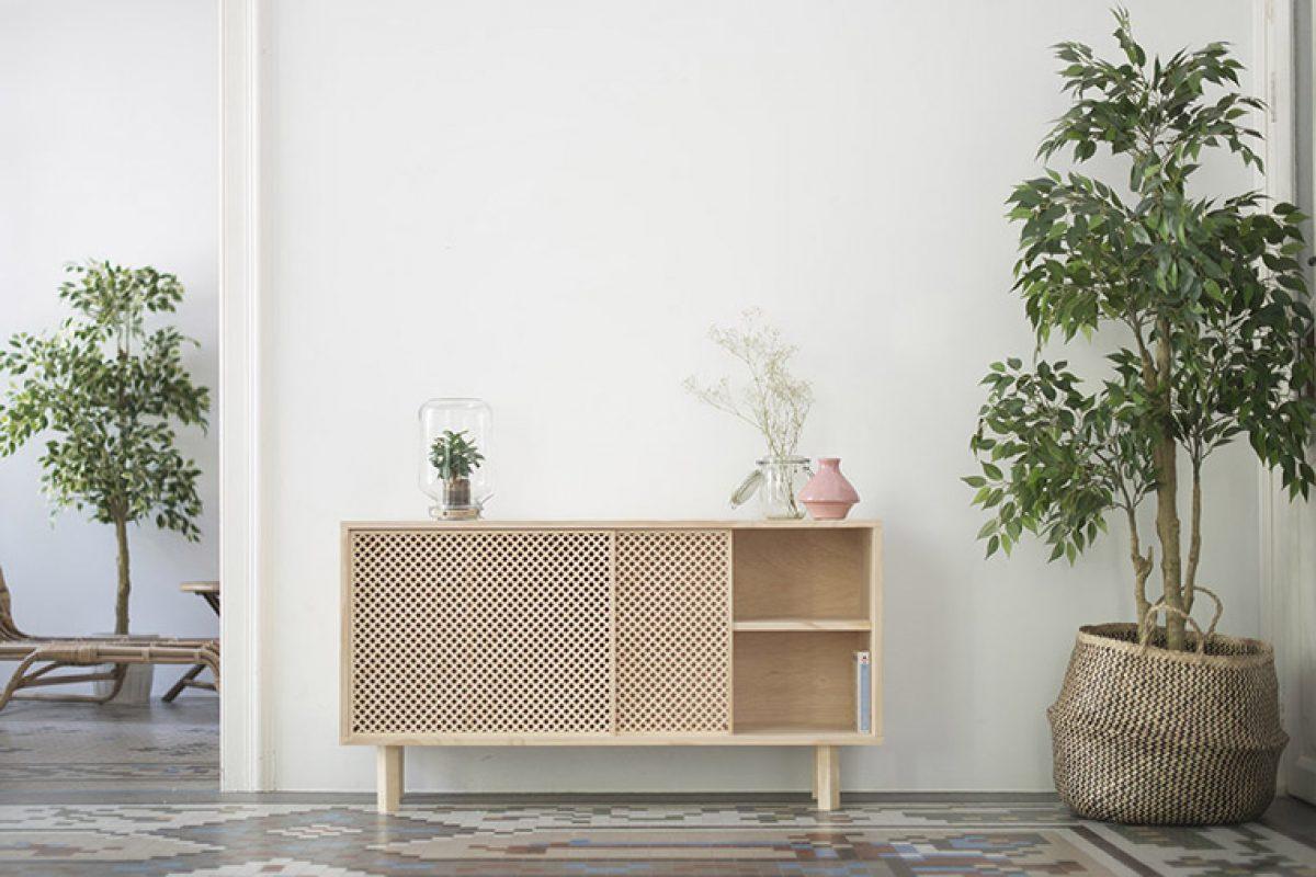 Naan Furniture abarata costes diseñando muebles con madera sin tratar dirigidos a un público sensibilizado con el medio ambiente