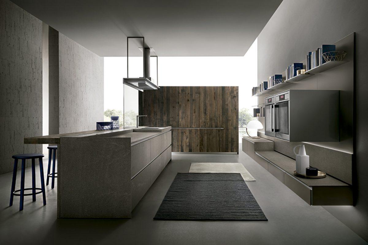 IconColor de Ernestomeda, revolucionando el concepto de cocina abierta