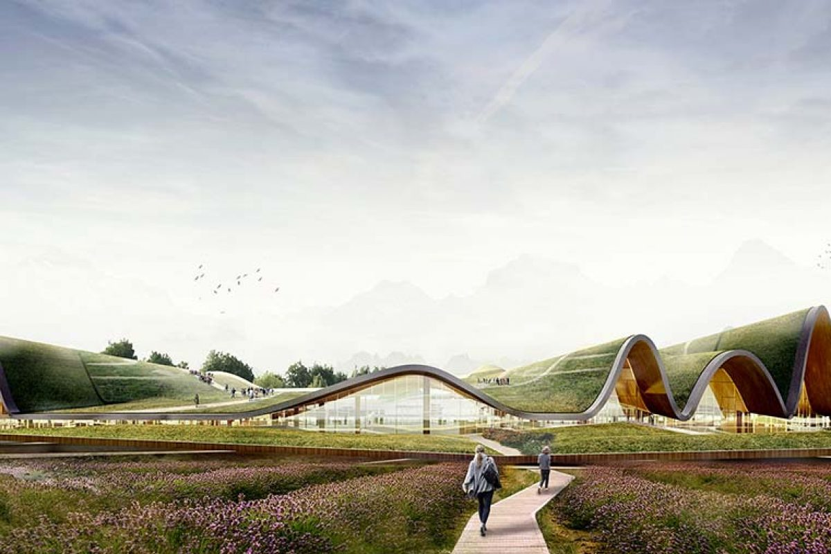 Anunciados los ganadores del Concurso Internacional Manni Group Design Award: Xi'An Train Station