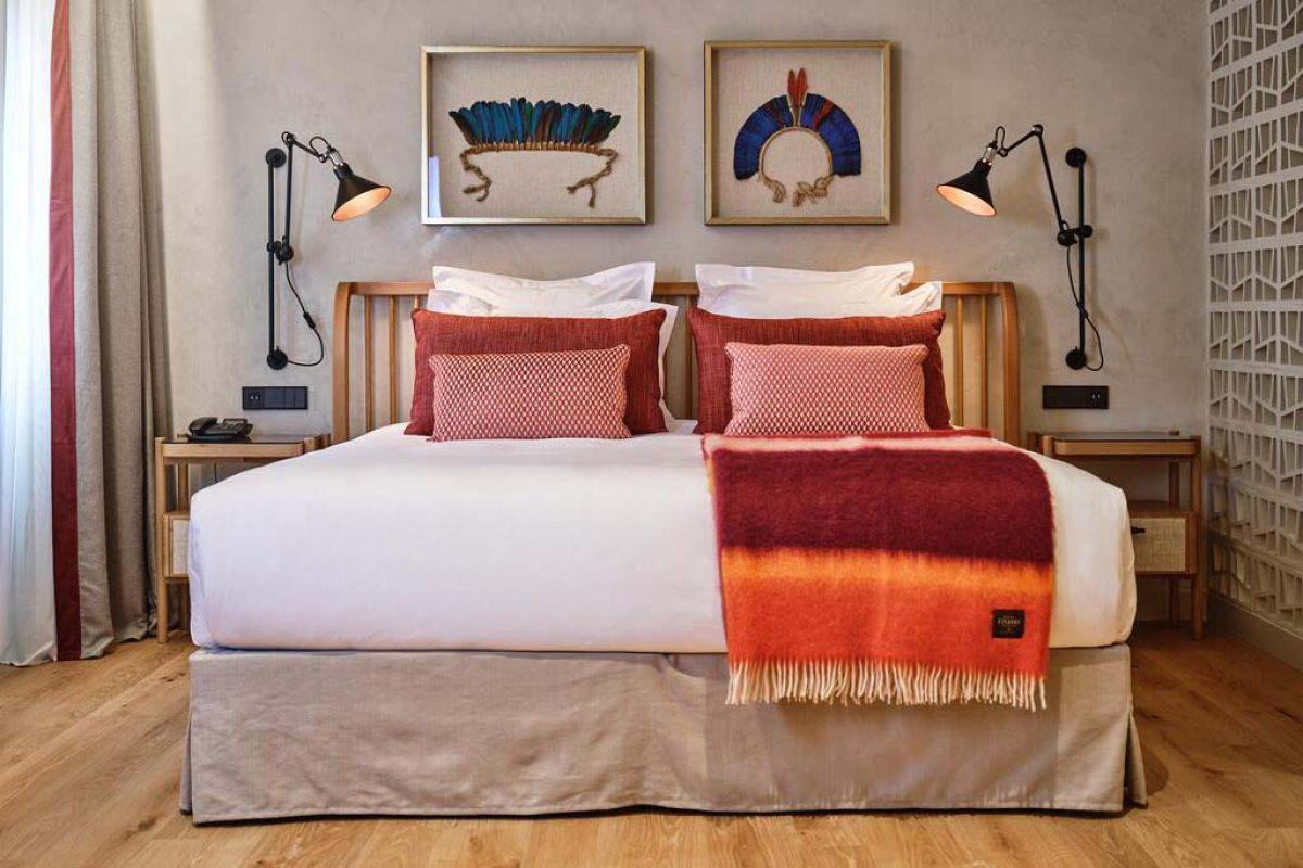 Eme Concepts equipa el hotel Palacio Samaniego (La Rioja)