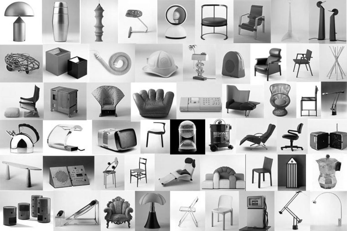 La Triennale Milano  presenta el Museo del Diseño Italiano, una colección permanente dirigida por Joseph Grima