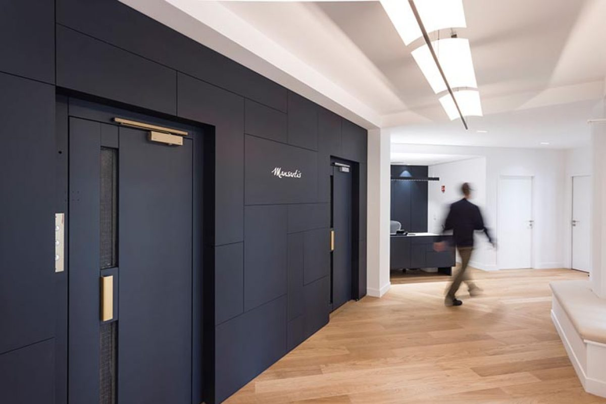 De París a Barcelona, los diseñadores unen sus fuerzas para crear un espacio de trabajo eco-responsable y de gama alta para impulsar el cambio