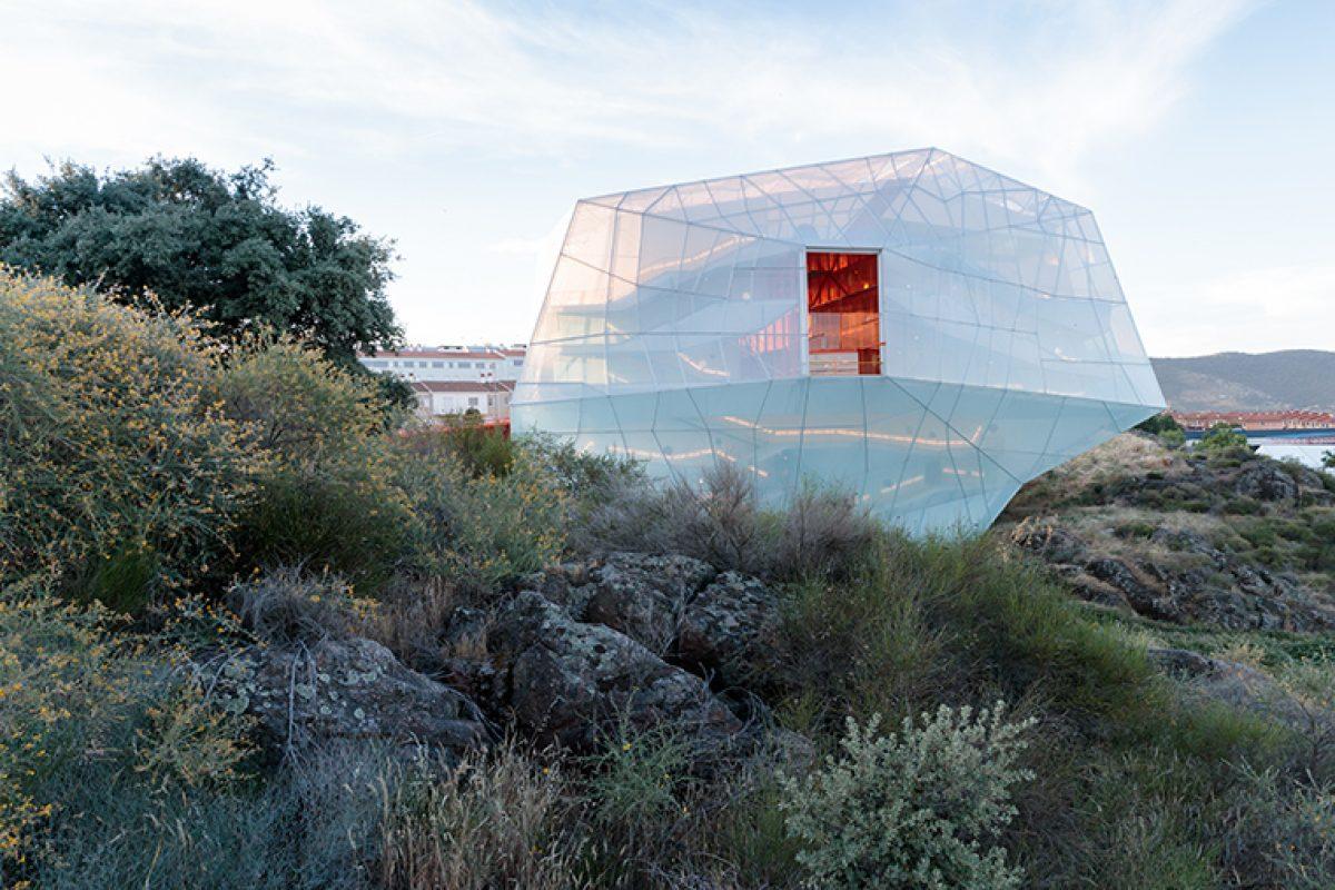 Palacio de Congresos y Auditorio de Plasencia por Selgascano, rompiendo moldes con una futurista nave espacial