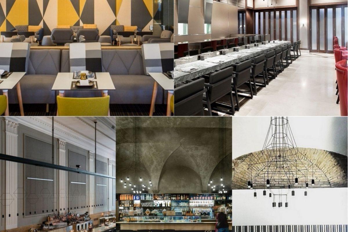 Cinco restaurantes que han elegido las lámparas VIBIA para diferenciarse de los otros