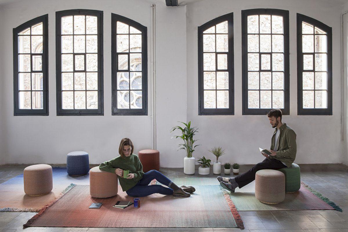 Nanimarquina ampl a la colecci n shade en colorido y un for Programa interiorismo
