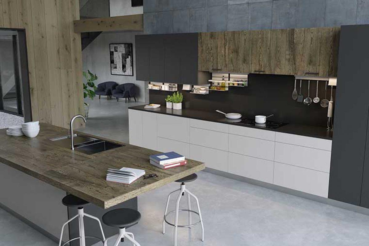 Cocinas abiertas: Claves básicas a tener en cuenta antes de embarcarse en el «Open Concept»