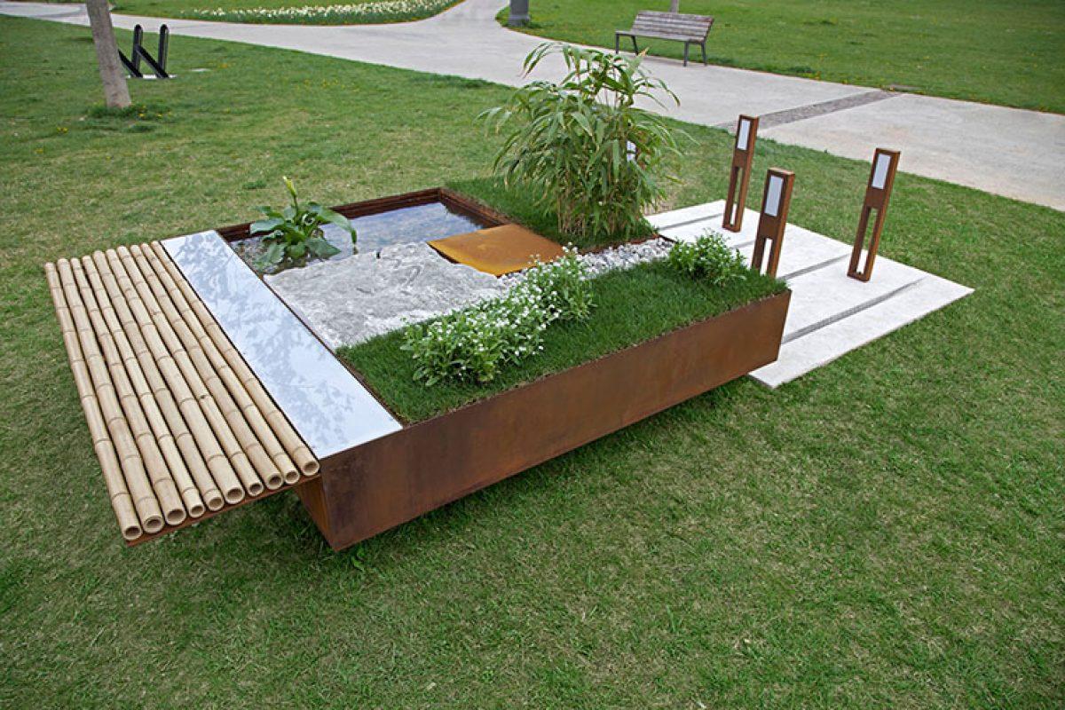 PostAzione, un microambiente para un descanso en la naturaleza
