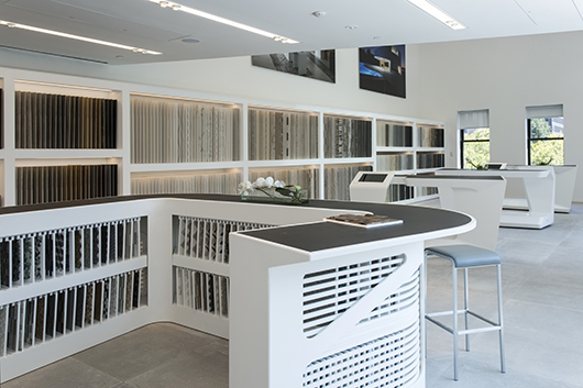 norman foster designs the porcelanosa group flagship store on the fifth avenue new york news. Black Bedroom Furniture Sets. Home Design Ideas