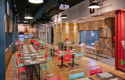 Maravillosa  Estudios De Interiorismo En Barcelona #4: Restaurante-Los-Soprano-Dissenya2-1.jpg