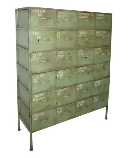 Francisco segarra y sus muebles de estilo industrial - Segarra muebles ...