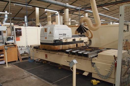 el sector madera y mueble de la empresa Azcue y Cía, en liquidación