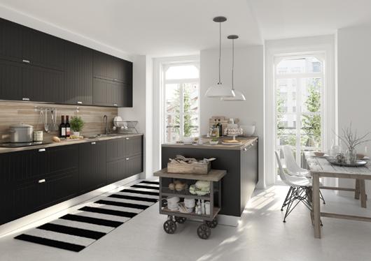Forlady new concept nueva l nea de mobiliario de cocina for Mobilia qatar