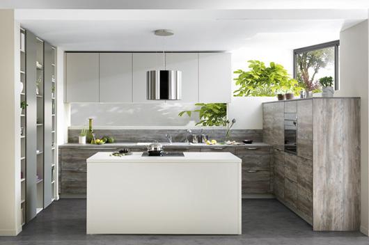Calidez y equilibrio en las nuevas cocinas Arcos Canyon ...