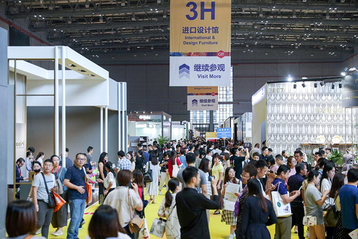 CIFF Shanghai 2018 alcanza un récord histórico: +37% de asistentes y una sorprendente gama de soluciones de amueblamiento