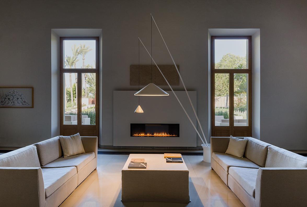 5 soluciones a 5 problemas habituales del cableado en la for Iluminacion minimalista interiores