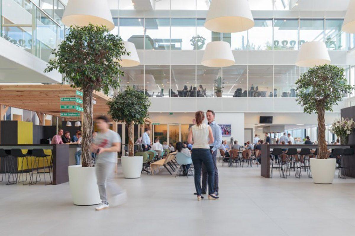 Casos Prácticos: Sellex amuebla las nuevas oficinas de KAS BANK en Amsterdam