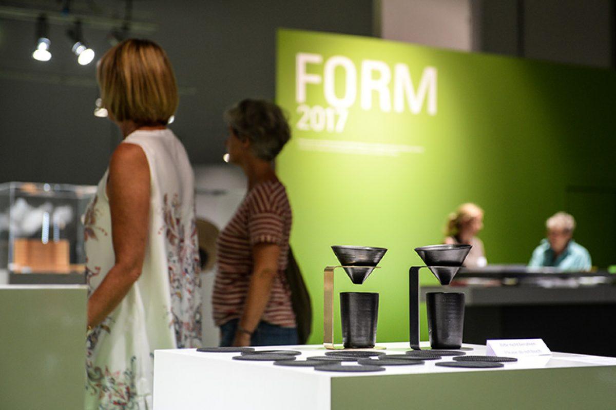 FORM 2018 en Tendence Frankfurt: la selección en artesanía y diseño industrial de productos