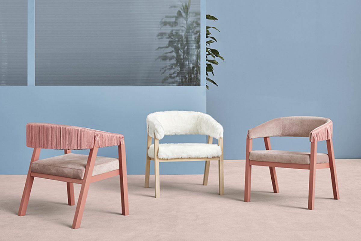 La colección Oslo de Missana se amplía con una butaca sencilla, elegante y atemporal, diseñada por Pepe Albargues